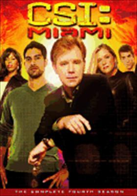 Csi: Miami - The Complete Fourth Season