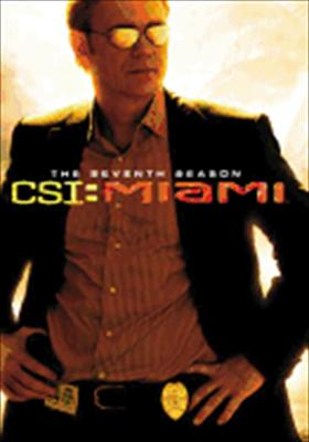 Csi: Miami - The Seventh Season 0097368941342