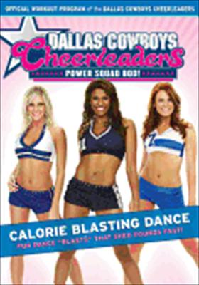 Dallas Cowboys Cheerleaders: Calorie Blasting Dance