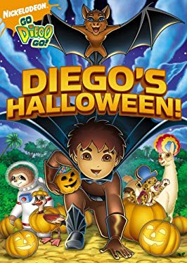 Diego's Halloween 0097368922044