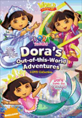 Dora's Out-Of-This-World Adventures Collection