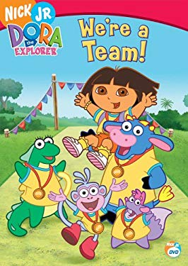 Dora the Explorer: We're a Team 0097368040144