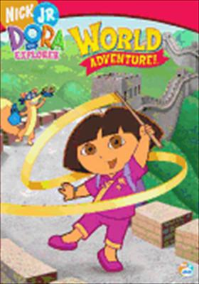Dora the Explorer: World Adventure 0097368400047