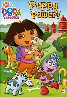 Dora the Explorer: Puppy Power 0097368512245
