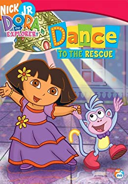 Dora the Explorer: Dance to the Rescue 0097368774049