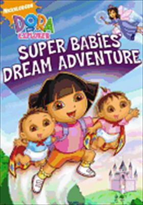 Dora the Explorer: Super Babies' Dream Adventures 0097368931244