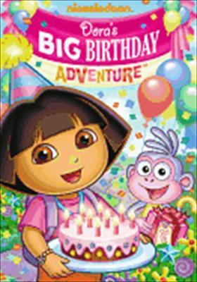 Dora the Explorer: Dora's Big Birthday Adventure
