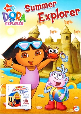 Dora the Explorer: Summer Explorer 0097368511743