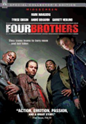 Four Brothers 0097363440741