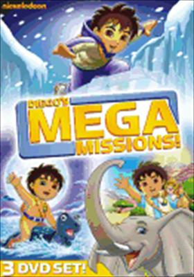 Go Diego Go: Diego's Mega Missions!