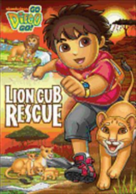 Go Diego Go Lion Cub Rescue