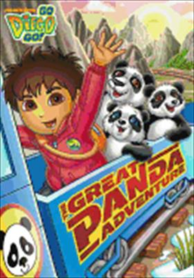 Go Diego Go: Great Panda Adventure