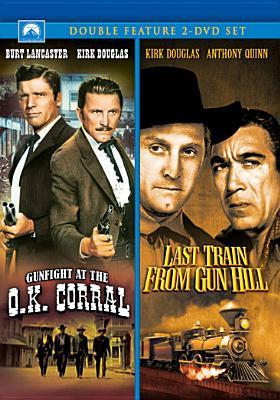 Gunfight at the Ok Corral / Last Train from Gun Hill