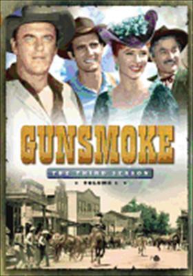 Gunsmoke: Season 3, Volume 1