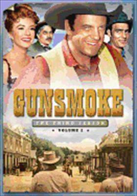 Gunsmoke: The Third Season, Volume 2