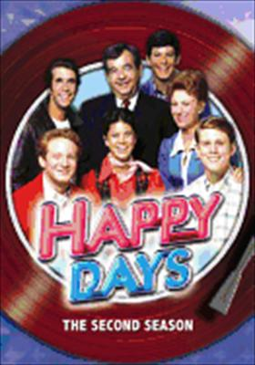 Happy Days: The Second Season 0097360698640