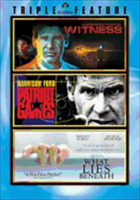 Harrison Ford Triple Feature