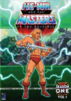 He-Man & the Masters of the Universe: Season 1, Volume 1