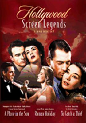 Hollywood Screen Legends Box Set