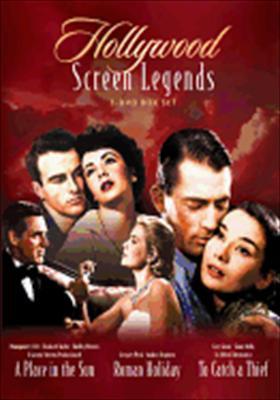 Hollywood Screen Legends Box Set