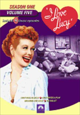 I Love Lucy: Season One, Vol. 5