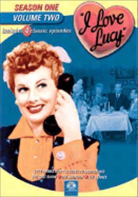 I Love Lucy: Season One, Vol. 2