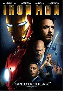 Iron Man 0097363506546