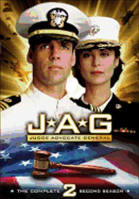 Jag: The Complete Second Season