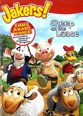 Jakers: Sheep on the Loose