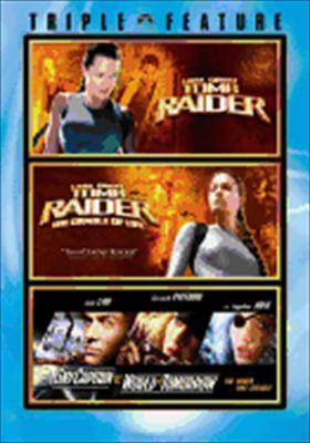 Lara Croft Tomb Raider / Cradle of Life / Sky Captain & the World of Tomorrow