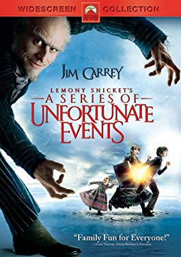 Lemony Snicket's a Series of Unfortunate Events 0097363407645