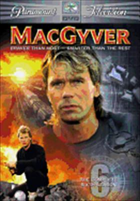 Macgyver: The Complete Sixth Season