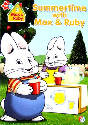 Max & Ruby: Summertime with Max & Ruby 0097368516540