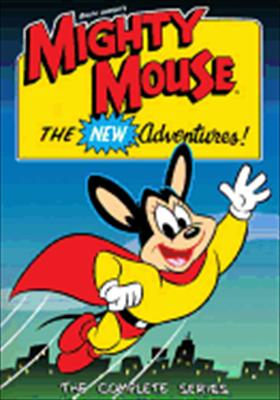 Mighty Mouse, the New Adventures: The Complete Series