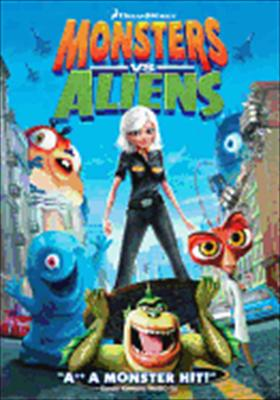 Monsters vs. Aliens 0097361197548