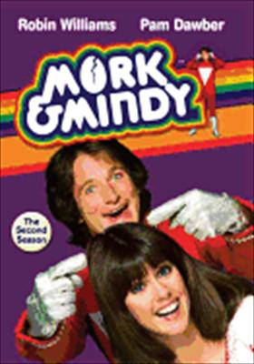 Mork & Mindy: The Second Season 0097360698848