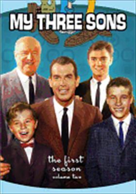 My Three Sons: The First Season, Volume 2