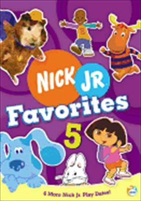 Nick Jr. Favorites 5