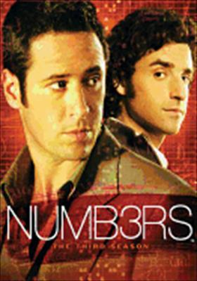Numb3rs: The Complete Third Season
