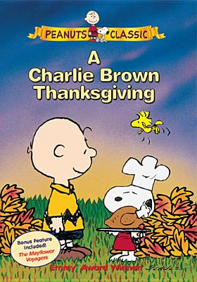 Peanuts: A Charlie Brown Thanksgiving 0097361561240