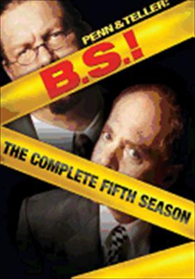 Penn & Teller: Bullshit! the Complete Fifth Season