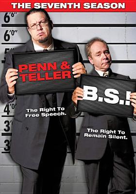 Penn & Teller: Bullshit! the Seventh Season