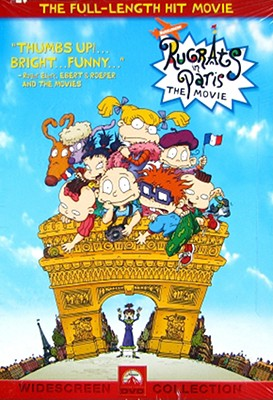 Rugrats in Paris: The Movie 0097363367246