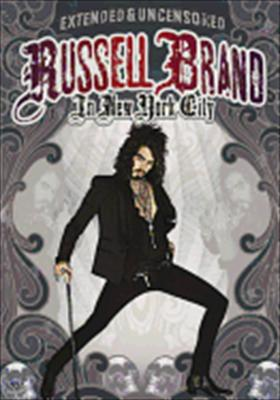 Russell Brand: In New York City