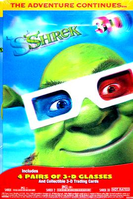 Shrek 2 / Shrek 3-D Party in the Swamp