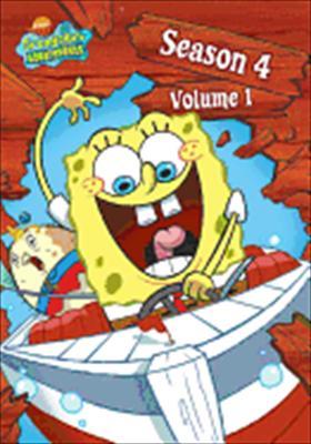 Spongebob Squarepants: Season 4, Volume 1