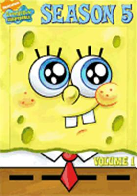 Spongebob Squarepants: Season 5, Volume 1