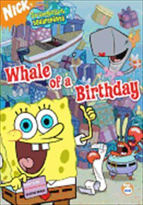 Spongebob Squarepants: Whale of a Birthday