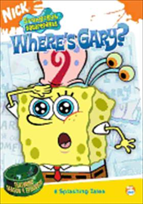 Spongebob Squarepants: Where's Gary?