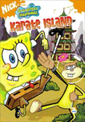 Spongebob Squarepants: Karate Island